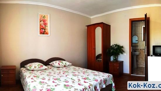 Двухместный номер отель Кок-Коз Судак, Крым